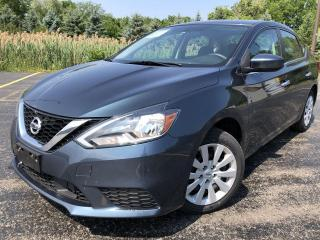 Used 2018 Nissan Sentra SV 2WD for sale in Cayuga, ON