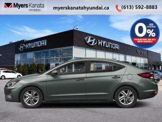 New 2020 Hyundai Elantra Preferred IVT  - $120 B/W for sale in Kanata, ON