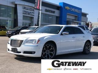 Used 2011 Chrysler 300 Limited / PANO ROOF / NAVI / 22' WHEELS for sale in Brampton, ON