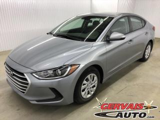 Used 2017 Hyundai Elantra L SIEGES CHAUFFANTS for sale in Shawinigan, QC