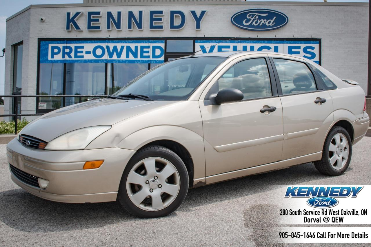 used 2001 ford focus zts for sale in oakville, ontario carpages.ca