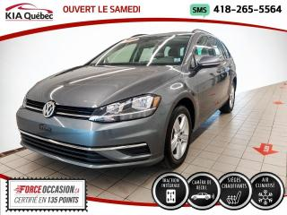 Used 2019 Volkswagen Golf Sportwagen COMFORTLINE* AWD* SIEGES CHAUFFANTS* for sale in Québec, QC