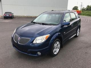 Used 2007 Pontiac Vibe Familiale 4 portes for sale in Quebec, QC