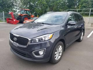 Used 2016 Kia Sorento LX* AWD* SIEGES CHAUFFANTS* BLUETOOTH* for sale in Québec, QC