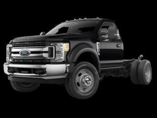 New 2020 Ford F-550 Super Duty DRW XL for sale in Niagara Falls, ON