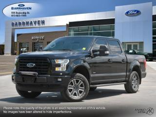 Used 2016 Ford F-150 XLT for sale in Ottawa, ON