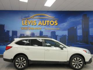 Used 2017 Subaru Outback 3.6R LIMITED AWD GPS CAMERA DE RECUL TOI for sale in Lévis, QC