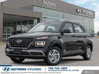 New 2020 Hyundai Venue FWD Preferred for sale in Barrie, ON
