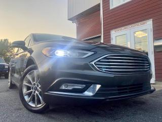 Used 2017 Ford Fusion Berline SE Luxury 4 portes for sale in Drummondville, QC