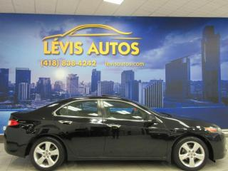 Used 2010 Acura TSX MANUEL 6 VITESSES TOIT OUVRANT BUETOOTH for sale in Lévis, QC
