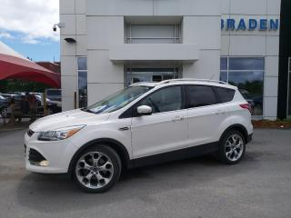 Used 2015 Ford Escape Titanium for sale in Kingston, ON