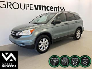 Used 2010 Honda CR-V LX ** CLIMATISEUR ** Bien entretenu, fiable et abordable! for sale in Shawinigan, QC