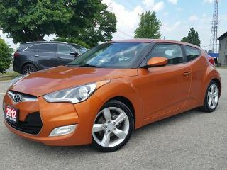 Used 2012 Hyundai Veloster FWD for sale in Cambridge, ON