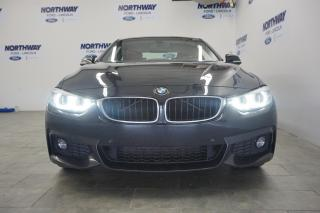 Used 2018 BMW 4 Series 430i | xDRIVE | COUPE | LEATHER | SUNROOF | NAV for sale in Brantford, ON