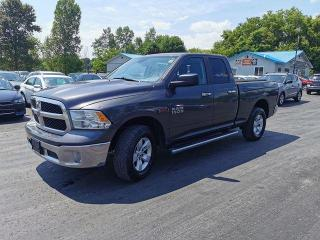 Used 2014 RAM 1500 SLT for sale in Madoc, ON