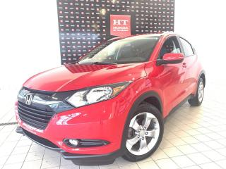 Used 2017 Honda HR-V EX-L Cuir  / toit / GPS for sale in Terrebonne, QC
