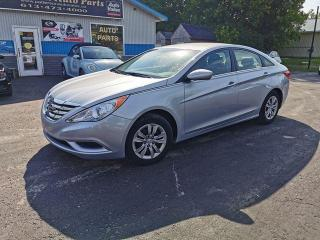 Used 2012 Hyundai Sonata GL for sale in Madoc, ON