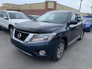 Used 2015 Nissan Pathfinder SL TECH PACK AWD CUIR TOIT MAGS NAV for sale in Île-Perrot, QC