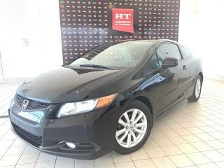 Used 2012 Honda Civic EX Financement disponible for sale in Terrebonne, QC