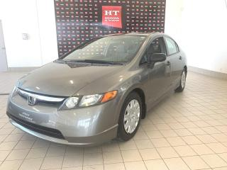 Used 2006 Honda Civic DX-G Air climatisé fonctionne for sale in Terrebonne, QC
