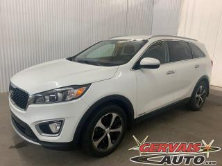 Used 2017 Kia Sorento EX V6 AWD 7 Passagers Cuir Caméra Mags for sale in Trois-Rivières, QC