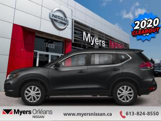New 2020 Nissan Rogue AWD SV  - Heated Seats - $195 B/W for sale in Orleans, ON