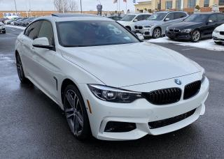 Used 2019 BMW 4 Series 440 Xdrive for sale in Dorval, QC