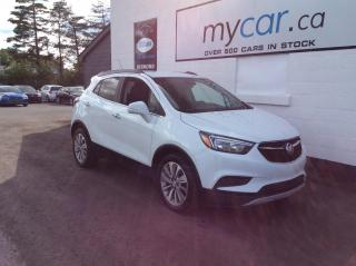 Used 2017 Buick Encore Preferred ALLOYS, BACKUP CAM, PWR SEAT!! for sale in Richmond, ON