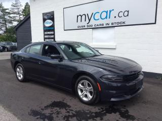 Used 2019 Dodge Charger SXT ALLOYS, HEATED SEATS, BACKUP CAM, MYCAR POWERBUY!! for sale in Richmond, ON