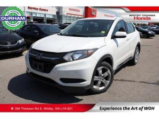 Used 2016 Honda HR-V 4WD 4dr CVT LX for sale in Whitby, ON