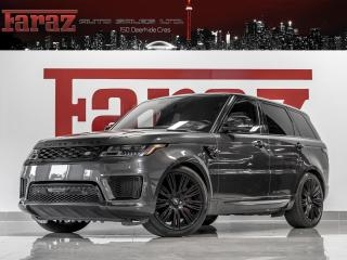 Used 2019 Land Rover Range Rover Sport AUTOBIOGRAPHY|ADAPT CRZ|HUD|AEB|B.SPOT|LKA|MERIDIAN|360CAM|LOADED for sale in North York, ON