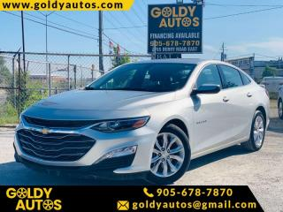 Used 2019 Chevrolet Malibu 4dr Sdn LT w/1LT for sale in Mississauga, ON