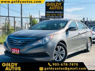 Used 2014 Hyundai Sonata 4dr Sdn 2.4L Auto GL for sale in Mississauga, ON