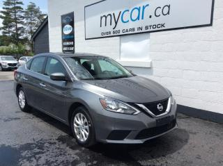Used 2018 Nissan Sentra 1.8 SV SUNROOF, HEATED SEATS, ALLOYS, BACKUP CAM!! for sale in Kingston, ON