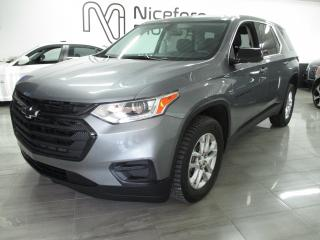 Used 2019 Chevrolet Traverse - AWD - LS,LS for sale in Oakville, ON
