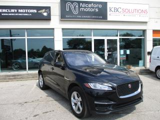 Used 2017 Jaguar F-PACE 35t Premium for sale in Oakville, ON