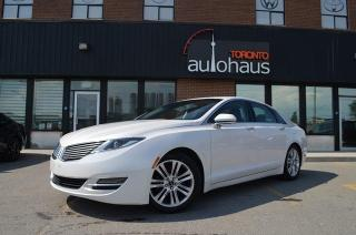 Used 2014 Lincoln MKZ HYBRID/NAVIGATION/CAM/SUNROOF Hybrid for sale in Concord, ON