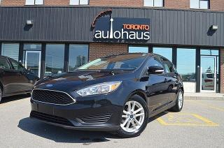 Used 2016 Ford Focus SE/AUTO/REAR CAMERA/HEATED SEATS SE for sale in Concord, ON