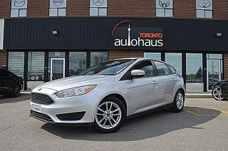 Used 2016 Ford Focus HATCH/SE/REAR CAMERA/HEATED SEATS SE for sale in Concord, ON