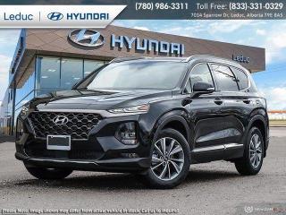 New 2020 Hyundai Santa Fe Luxury for sale in Leduc, AB