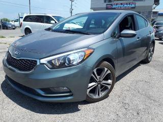 Used 2016 Kia Forte EX **** Clean Title*** for sale in Pickering, ON