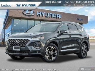 New 2020 Hyundai Santa Fe Ultimate for sale in Leduc, AB