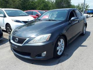 Used 2009 Lexus IS 250 *** 6 Spped *** for sale in Pickering, ON