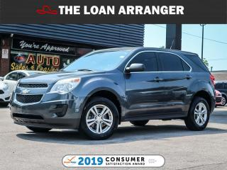 Used 2011 Chevrolet Equinox for sale in Barrie, ON