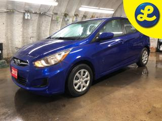 Used 2013 Hyundai Accent Power door locks * Cruise control * Traction control * Intermittent wipers * Rear defrost * 60/40 rear folding seats * Child seat anchors * for sale in Cambridge, ON