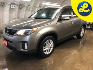 Used 2015 Kia Sorento Remote start * Park assist * Heated front seats * Phone connect * Automatic headlights with fog lights * Keyless entry * for sale in Cambridge, ON