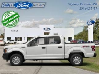 Used 2018 Ford F-150 XLT for sale in Gimli, MB