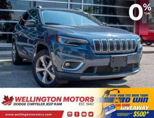 New 2020 Jeep Cherokee Limited for sale in Guelph, ON
