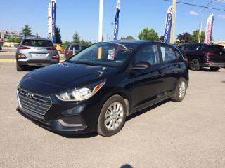 Used 2019 Hyundai Accent Bancs Chauffant, bluetooth, cruise !! wow!! for sale in Gatineau, QC