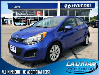 Used 2015 Kia Rio 5DR EX - LOW KMS for sale in Port Hope, ON